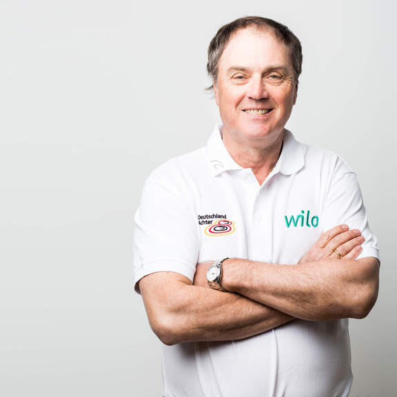 Bundestrainer Ralf Holtmeyer